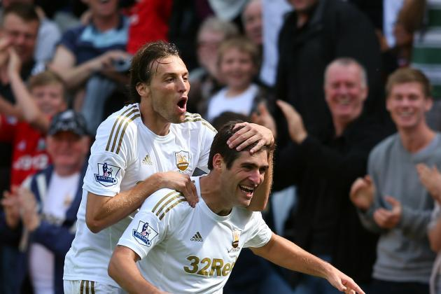 Graham Keen on Michu Partnership
