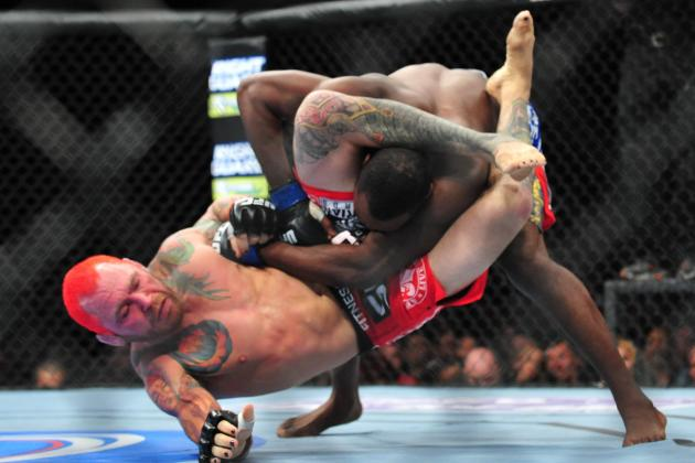 Chris Leben: 'Brunson Is a Boring Fighter,' Blames Ring Rust for Performance