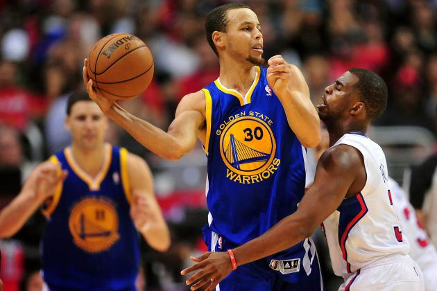 Warriors, Clippers Go from Doormats to Among Best in the West