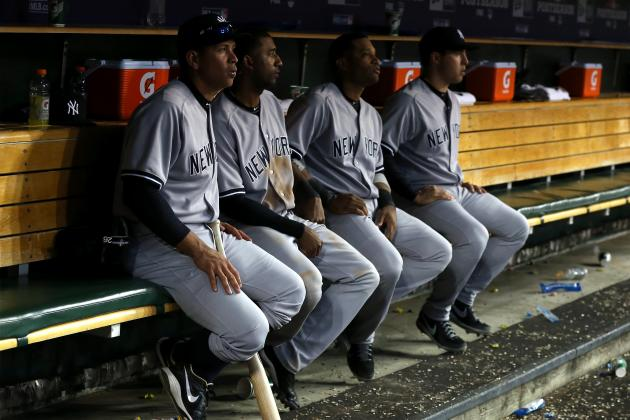 In 2013, Time Is Not on the Yankees' Side