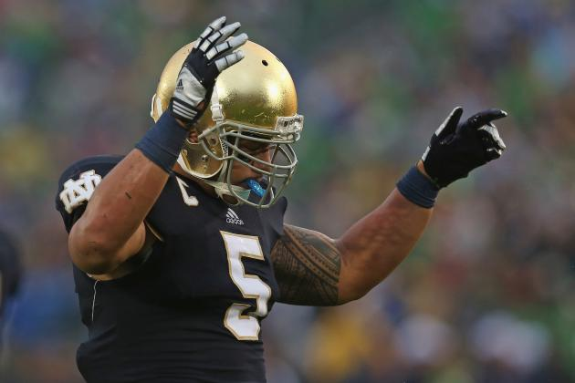 Steelers Scouting Report: Notre Dame Inside Linebacker Manti Te'o
