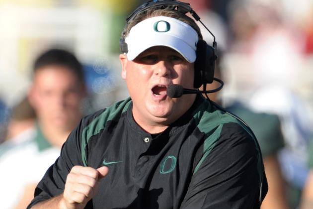Fiesta Bowl: Chip Kelly Press Conference (video)
