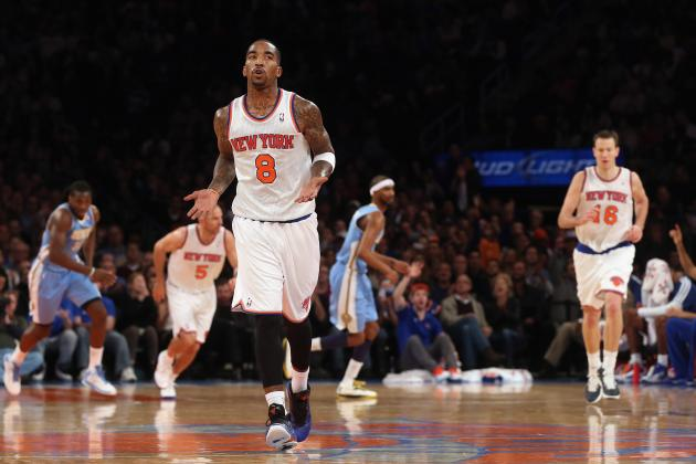J.R. Smith Emerges as Top Candidate to Win Sixth Man of the Year