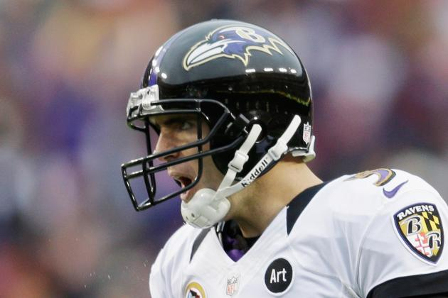 Joe Flacco Still a Threat Despite Late-Season Struggles