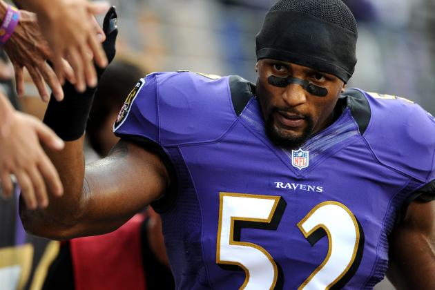 Baltimore Ravens: Where Does Ray Lewis Rank All-Time Among NFL Linebackers?