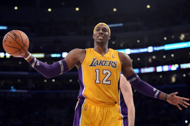 Can Dwight Howard Become Franchise Star LA Lakers Need?