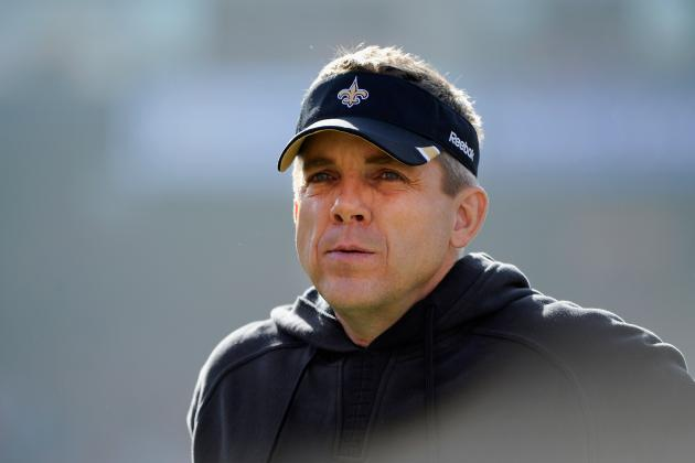 NFL Reportedly Discussing Reinstatement of Sean Payton and Gregg Williams