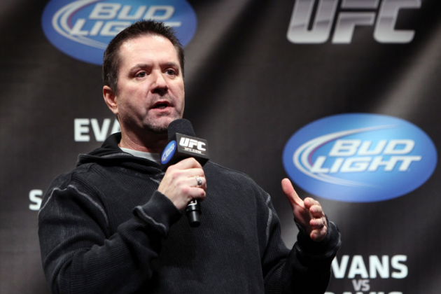 Rumor: Mike Goldberg Left the UFC to Enter Rehab for Drug Addiction