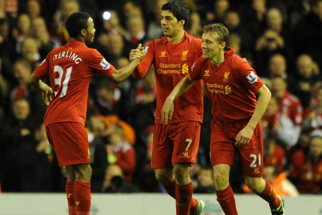 Liverpool Beat Sunderland 3-0: Reds Enjoy Perfect Start to 2013