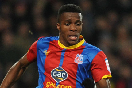Manchester United Eye Crystal Palace Hotshot Wilfried Zaha
