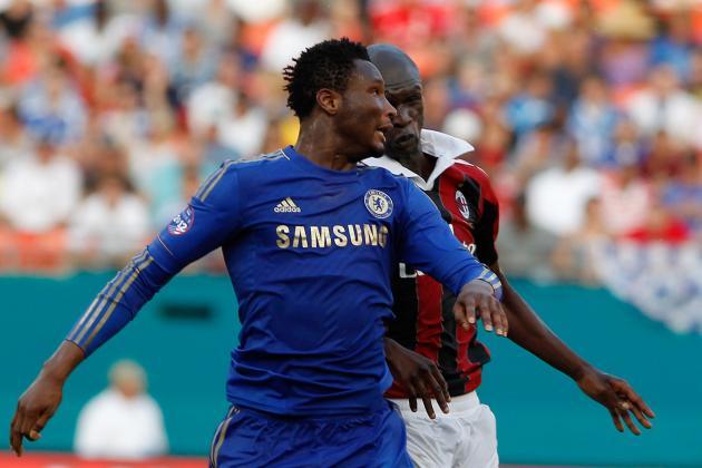 Chelsea 0 QPR 1