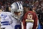 Robert Griffin III Consoles Tony Romo: Don't Listen to Your Critics