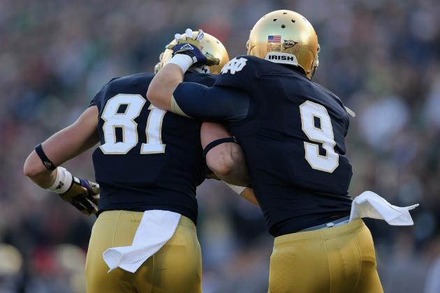 Alabama vs. Notre Dame: Why Irish Are More Suited for a Come-from-Behind Win