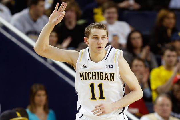 Nik Stauskas Not Bashful About Believing He's the Best Shooter in America