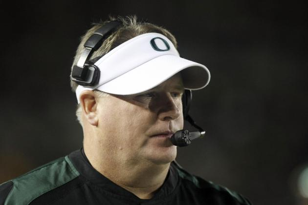 Why the Fiesta Bowl Will be Chip Kelly's Last Game with Oregon