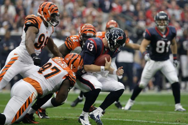Cincinnati Bengals Have Formula to Beat Houston Texans in Wild Card Game