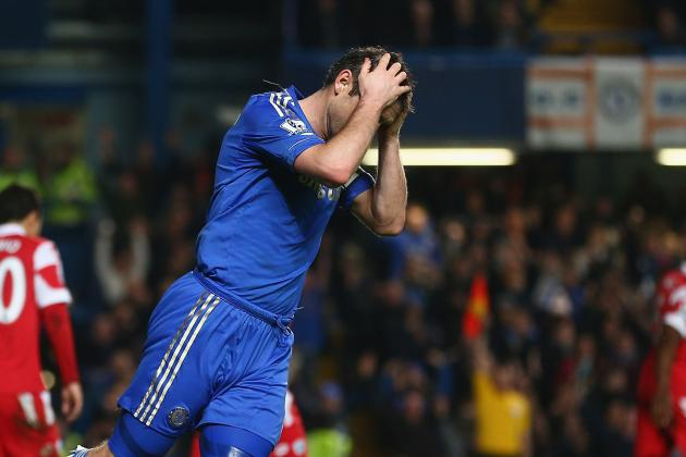 Chelsea 0-1 QPR: Shocking win