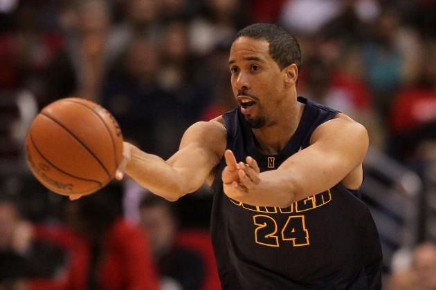 Andre Miller Brings Stability, Production to Nuggets