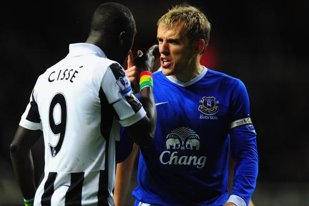 Newcastle 1-2 Everton: Spirited comeback