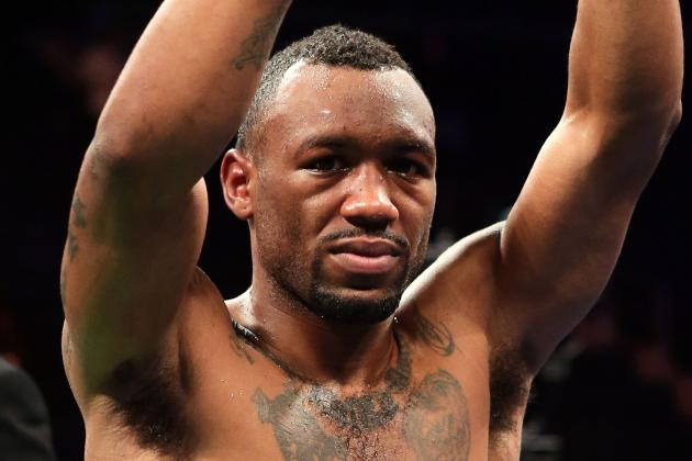 Report: Austin Trout Arrested for Alleged Intoxication