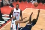 Pistons' Villanueva Fined $25,000 for Foul on Kings' Thomas