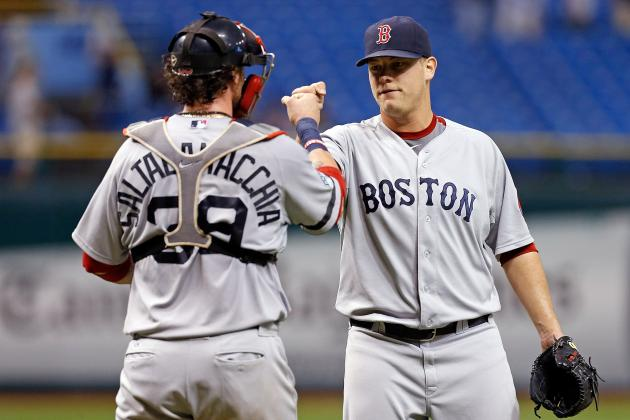 Boston Red Sox: Why Andrew Bailey Will Be Fine as Boston's Setup Man