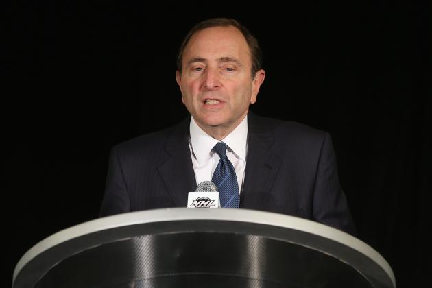 NHL Lockout: Gary Bettman's Commitment to Hockey Will Be Judged in Latest Talks