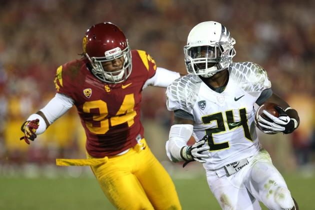 Oregon Fiesta Bowl Uniforms 2013: Style Matches Ducks' Flashy Offense