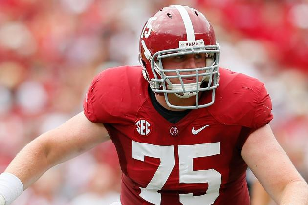 'Feels Good, Ready to Roll,' Tide's Barrett Jones Says of His Foot