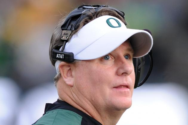 Oregon's Chip Kelly to Interview with Three NFL Teams