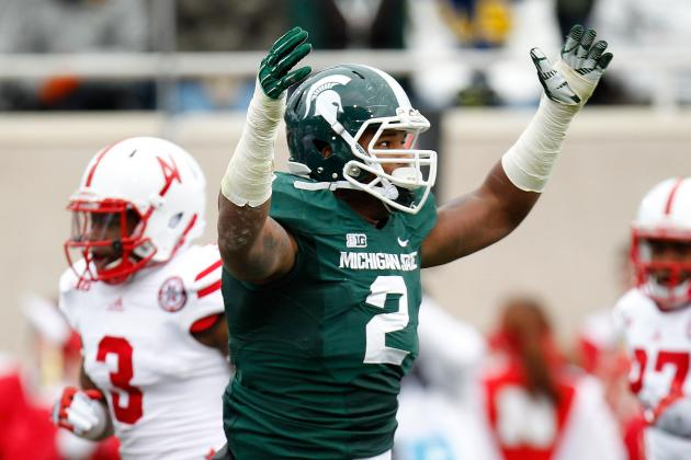 Mark Dantonio's Messages for Le'Veon Bell, William Gholston and Dion Sims