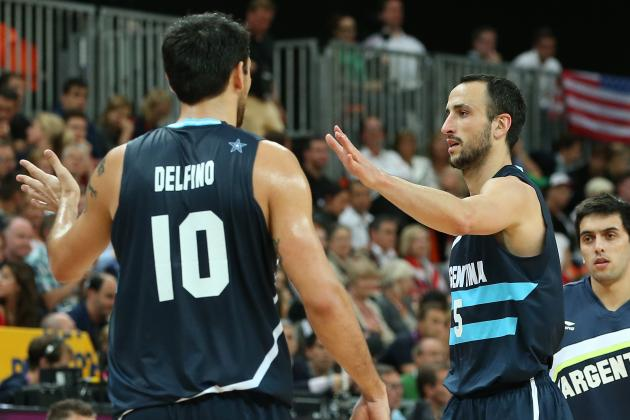 Delfino Blames Food Poisoning on Ginobili; May Seek Revenge