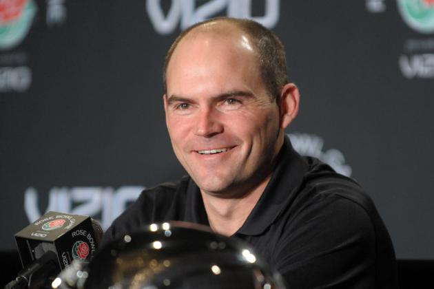 Easy Replacement for Oregon's Chip Kelly: OC Mark Helfrich