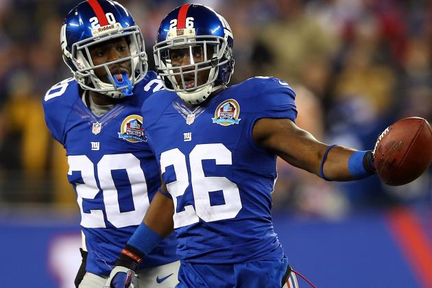 "Giants' Antrel Rolle: ""Just Want to Apologize for a Letdown."""