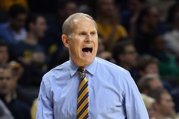 Michigan Basketball Coach John Beilein Wins Mid-Season Honor