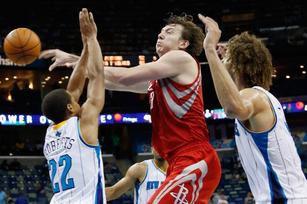 Rockets Take Down Hornets