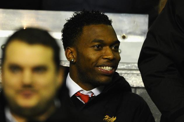 Liverpool Transfer News: Daniel Sturridge an Ideal January Signing