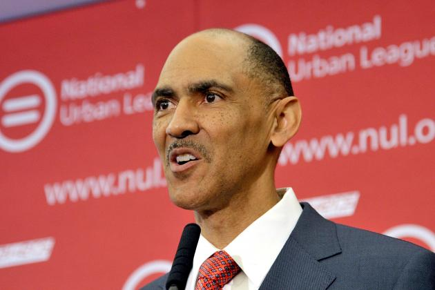 Tony Dungy Speech: Former Coach Proves He Would Be Great Fit in College Football
