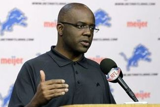 Detroit Lions GM Martin Mayhew Will Be Back for 2013 NFL Season