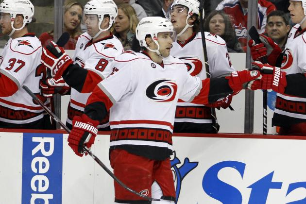 Source: Hurricanes' Ruutu (Hip) out Until May