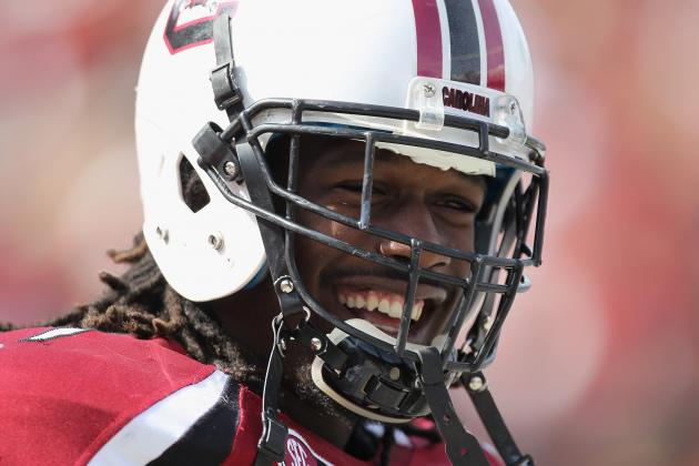 Jadeveon Clowney Hit: Big Play in Outback Bowl a Sign of Things to Come