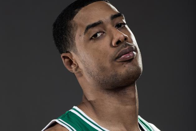 Boston Celtics Rookie Fab Melo Called Up After Door-Related Concussion