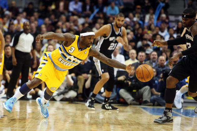 Ty Lawson Gets Clean MRI on Achilles Injury