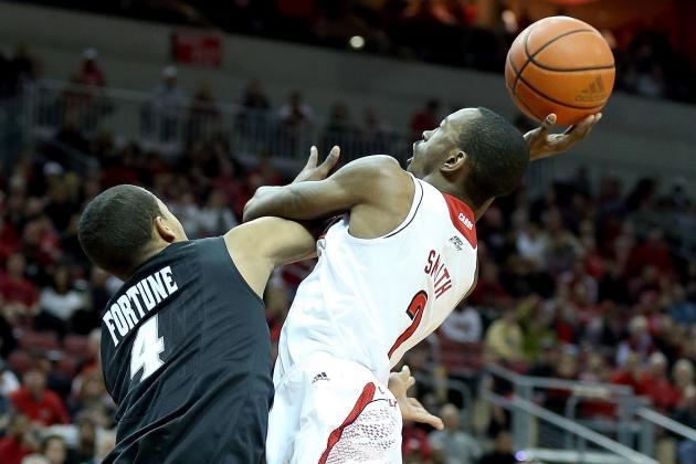 No. 4 Louisville 80, Providence 62