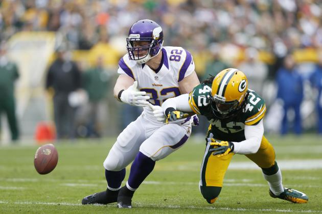 Fantasy Football Owners Should Beware of Kyle Rudolph vs. Green Bay Packers
