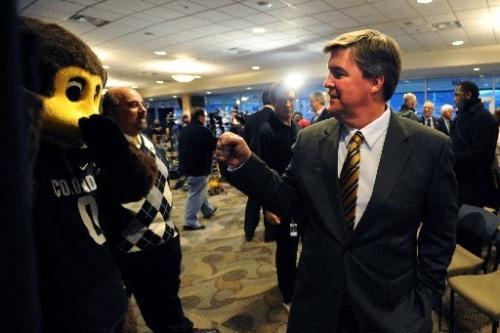 MacIntyre Hires Six San Jose State Assistants to Join Him with CU Buffs