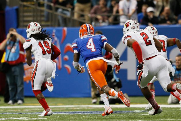 Sugar Bowl: Louisville vs. Florida Live Score, Highlights and Analysis