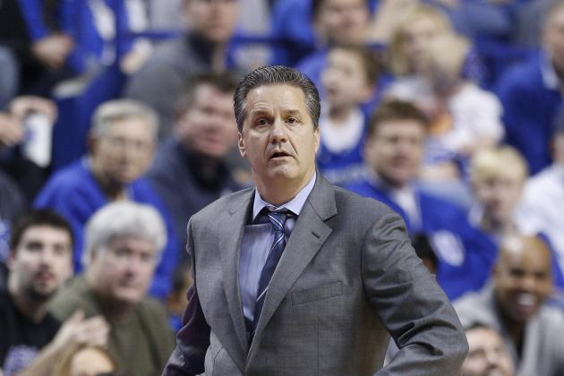 Kentucky Wins Impresses Both Coaches and Was What Cats Needed