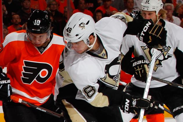 Report: Penguins-Flyers Likely to Highlight Jan. 19 Opening Day