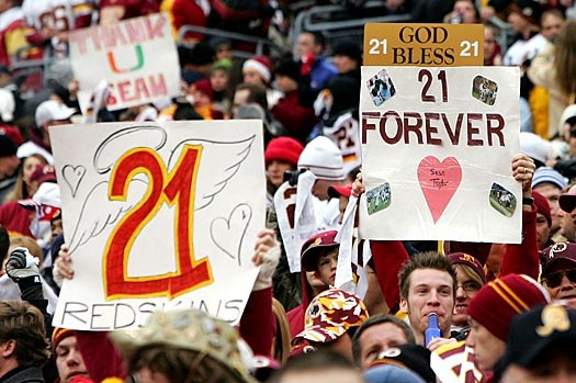 Man Jailed in Sean Taylor's Murder Apologizes